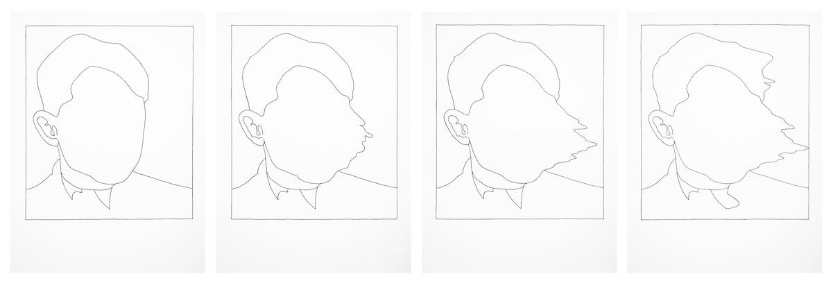 Untitled / Bez tytułu (poliptyk), 2015 r.
