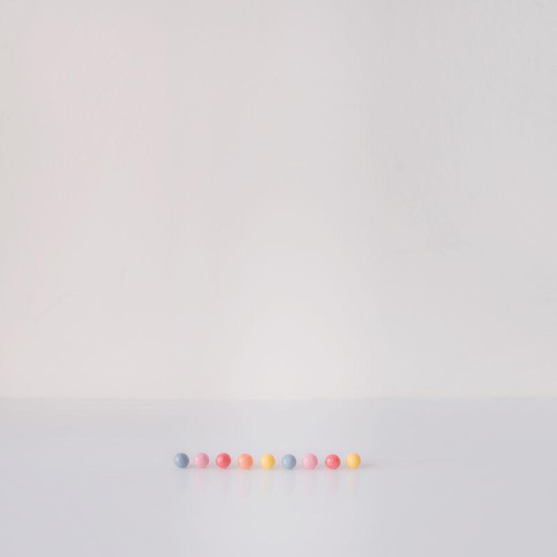 Z cyklu `Two sticks and a pear`, ed. 6/10, 2010 r.