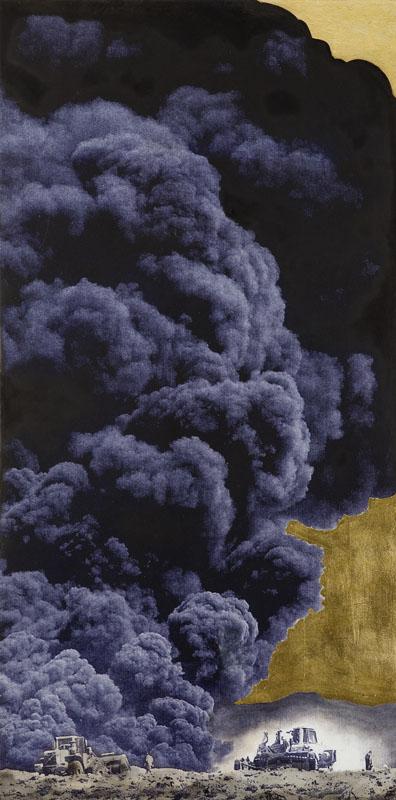 Bez tytułu, z cyklu Ikony, 2007 r.