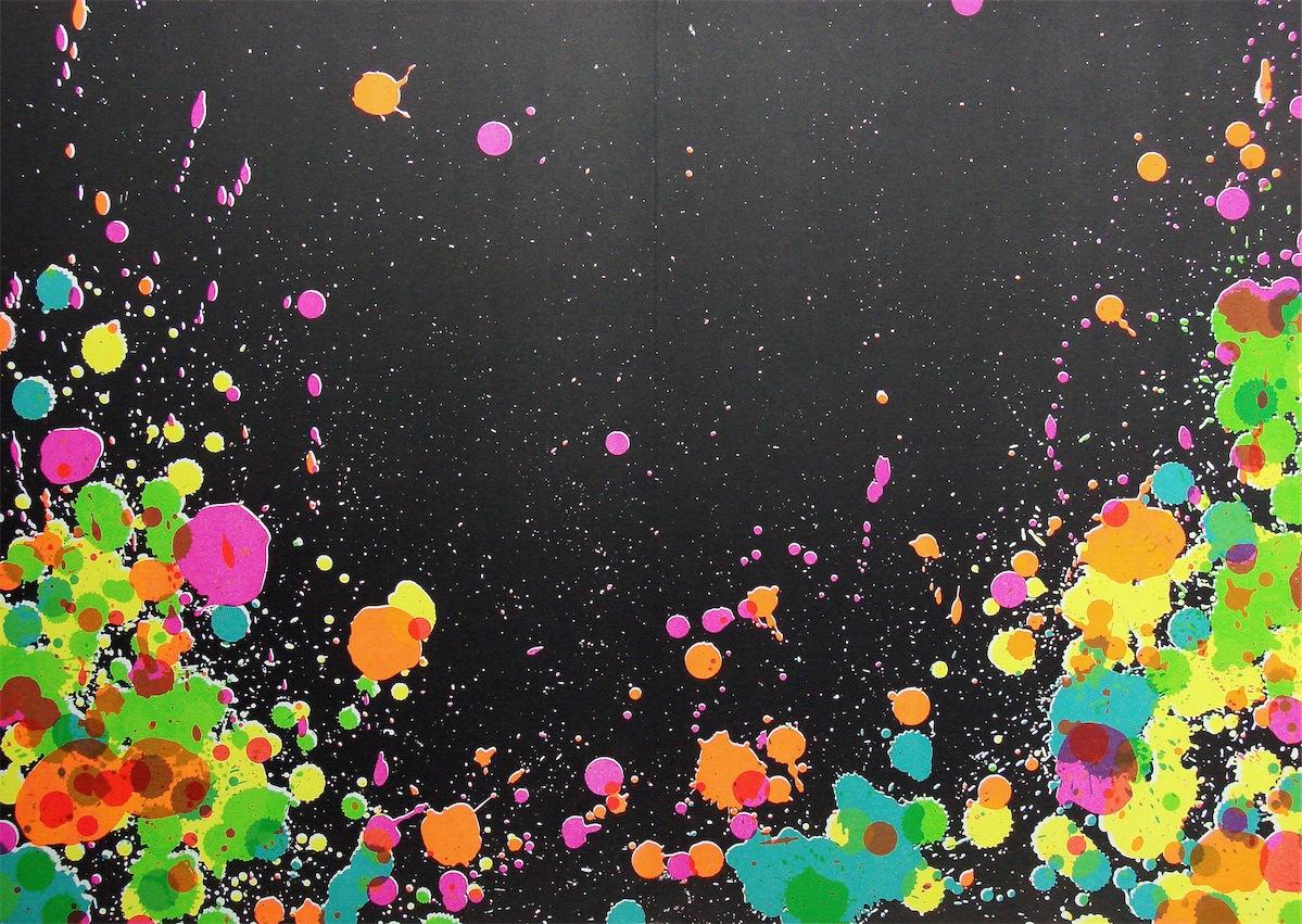Kolorowa abstrakcja, 1973