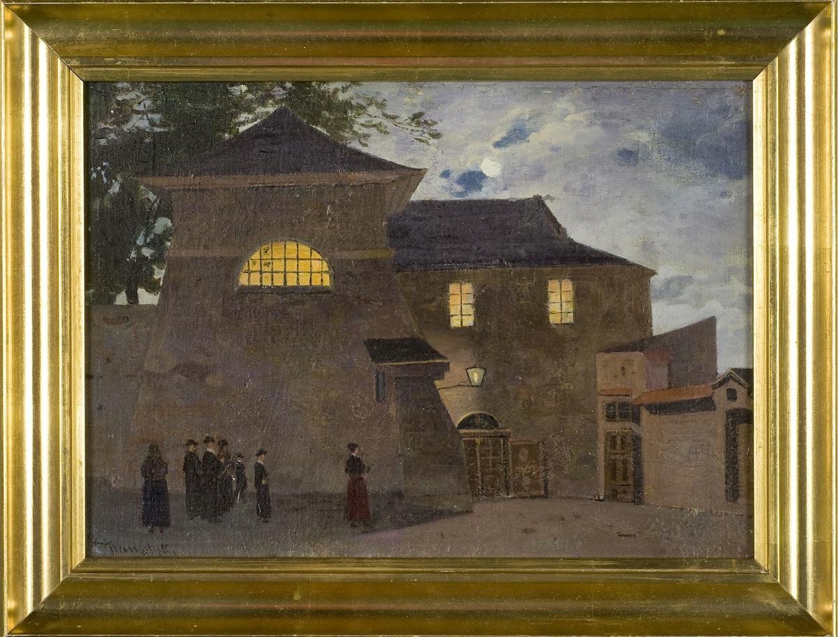 Bóżnica na Kazimierzu