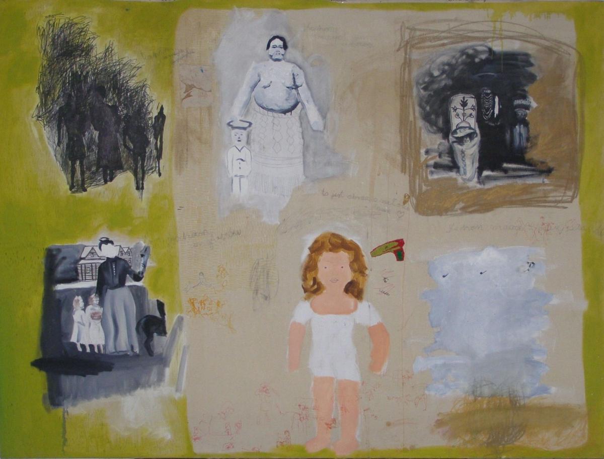 Praca o miłości, 2008